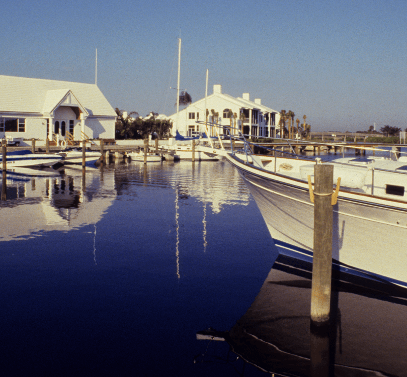 Marina could accommodate yachts up